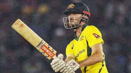 Ashton Turner scored 84 off 43 balls in the fourth ODI versus India
