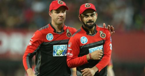 AB de Villiers and Virat Kohli are the two best batsmen of the current decade
