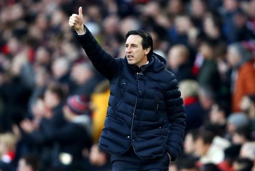 Unai Emery deserves a lot of plaudits for his efforts at Arsenal