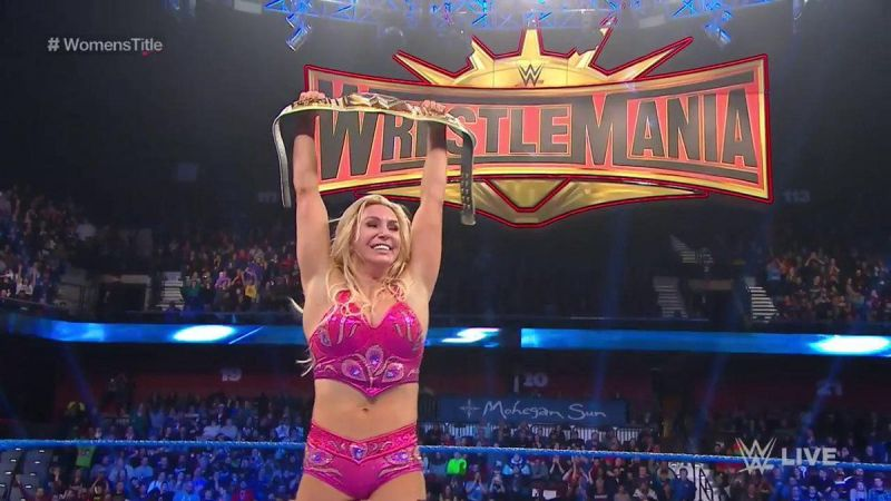 Will Charlotte Flair leave WrestleMania is the Undisputed Champion?