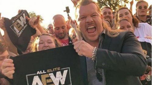 Jericho, the biggest AEW recruit