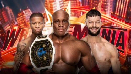 A rematch for the IC Title?