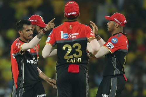 The RCB players (credit:iplt20.com)
