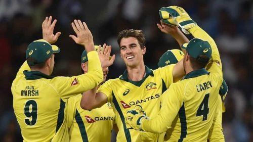 ऑस्ट्रेलिआई दल