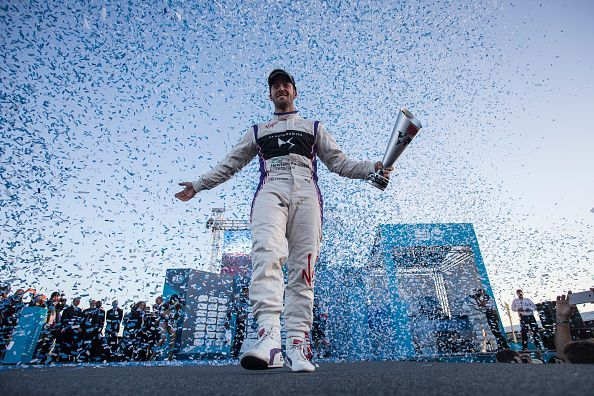 Formula E Grand Prix Of Marrakech