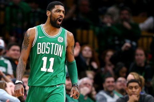 Kyrie Irving's future with the Boston Celtics is in doubt