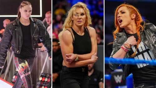 Charlotte Flair vs Becky Lynch will decide if The Man is going to main event 'Mania or not