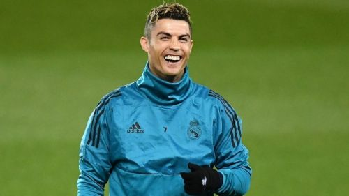 Cristiano Ronaldo joined Juventus last summer.