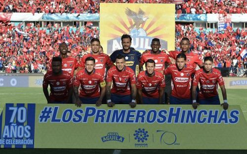Independiente v Junior - Final Torneo Clausura Liga Aguila 2018