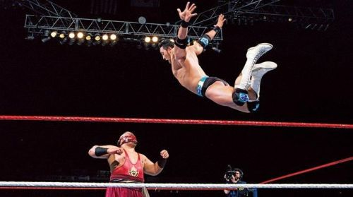 The Rock and Rikishi would go on to far greater things than their WrestleMania 13 match.