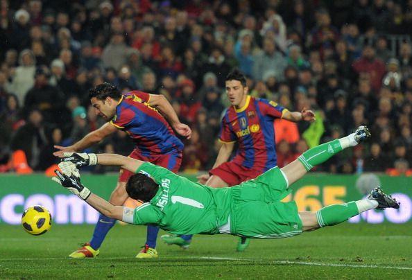 One of the best goalkeeper in La Liga history - Iker Casillas