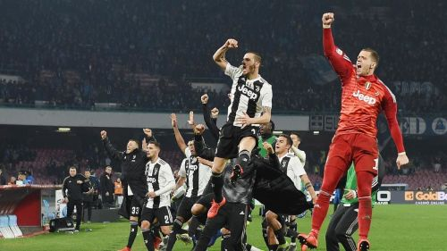 Juventus go 16 points clear at the top