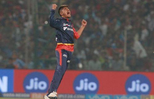 Sandeep Lamichhane will play his second IPL season for Delhi in 2019