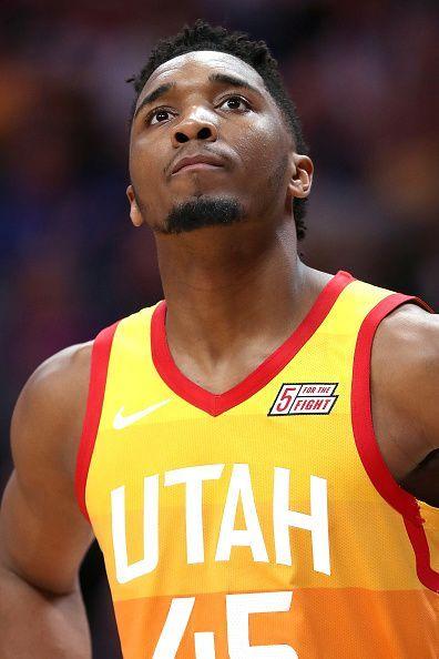 Utah Jazz's offense flows through Donovan Mitchell