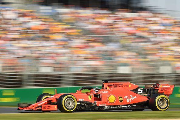 List Of Sebastian Vettel S F1 Car Names 2008 2019