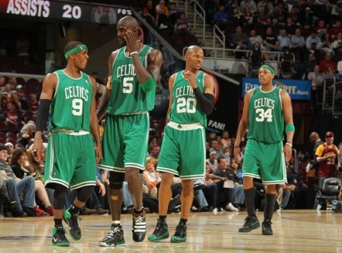The latest legit strand of the Celtics vs Lakers rivalry.