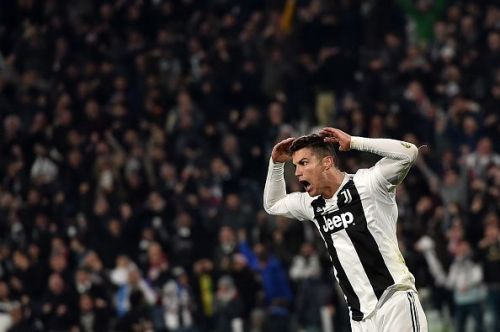 The Portuguese put in a great show to drag Juventus into the quarterfinals of the Champions League