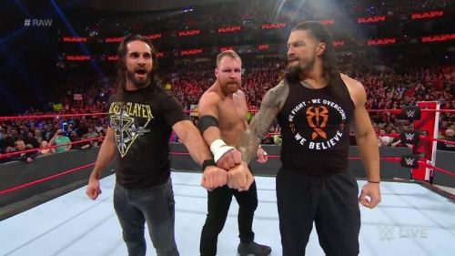 The Shield reformed this past week on Raw