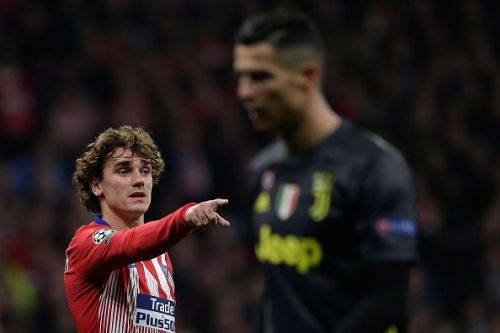 Juventus are set to face Atletico Madrid once again for the second leg of their Round of 16 encounter