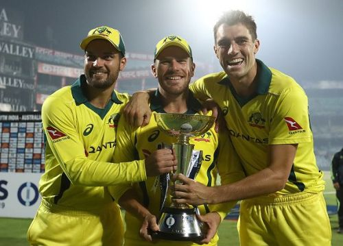 Australia's victory in the ODI series was completely unexpected