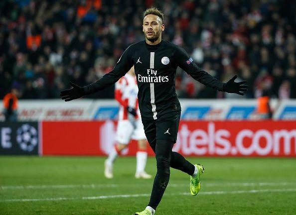 Real President Perez has earmarked Neymar as the successor of Cristiano Ronaldo.