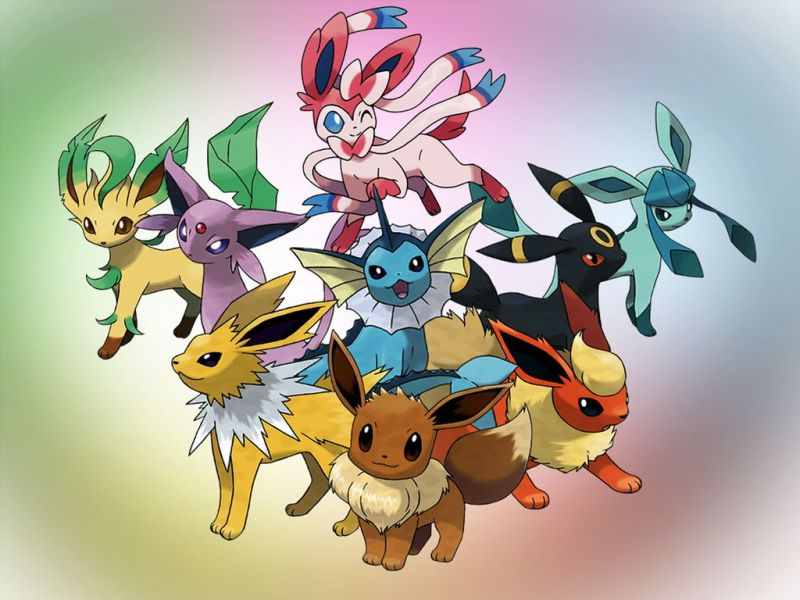 Pokemon Sword And Shield Could Gen 8 Introduce A New Eevee Evolution