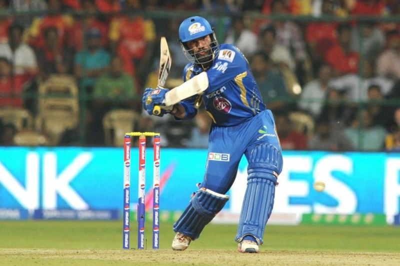 Dinesh Karthik played a major role to help Mumbai Indians lift the cup for the first time