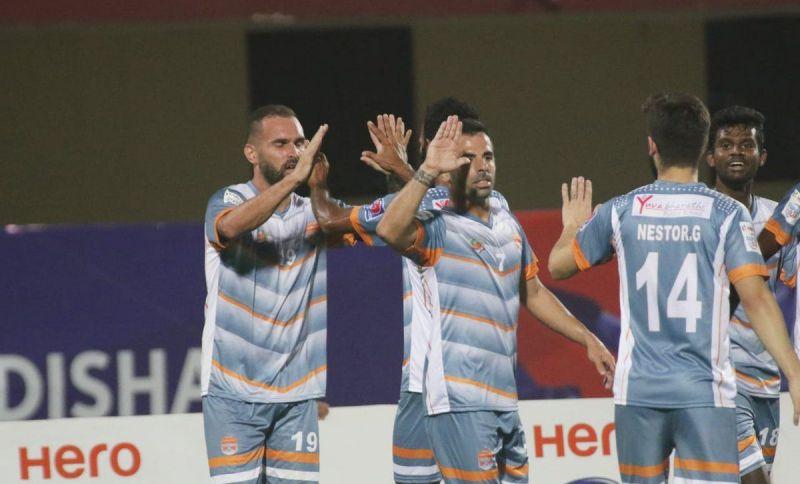 Chennai City won against Pune City
