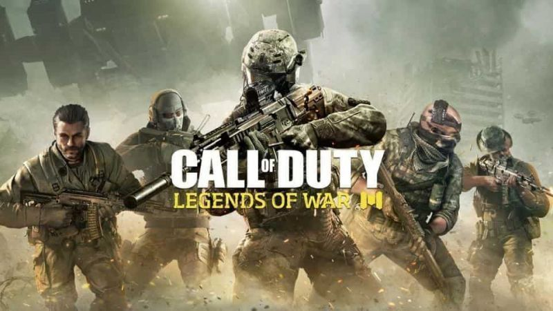 Image courtesy: Call of Duty: Legends of War