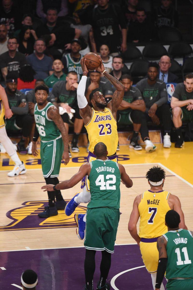 508cb98e70f6 Page 2 - NBA 2018-19  3 Talking points from Boston Celtics vs Los ...
