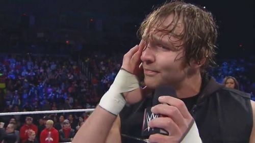 Will Ambrose address the situation?
