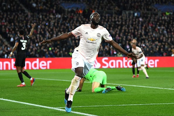 Presence of mind: Romelu Lukaku