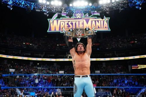 Will the former WWE Champion overcome the Viper?