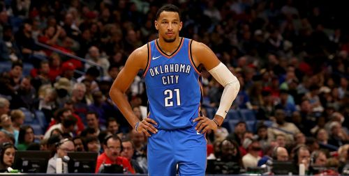 Andre Roberson has been out of action since the beginning of 2018