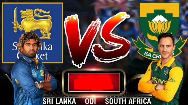 Sri Lanka and South Africa will clash in five ODIs.