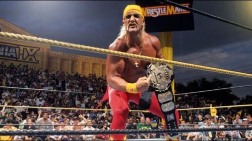Hulk Hogan's time atop WWE was past its expiration date in 1993.