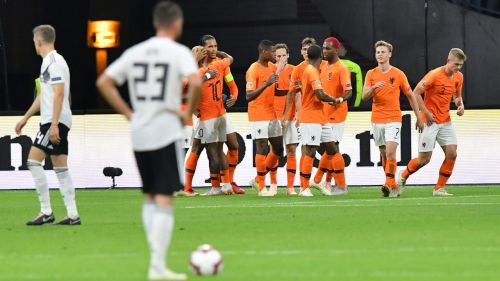 The Netherlands have been on the rise ever since Ronald Koeman took over