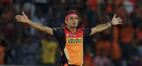 Siddharth Kaul was SRH's most successful pacer in 2018