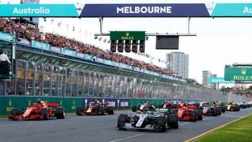 Australian GP - Albert Park, Melbourne