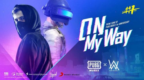 The first anniversary celebrations for PUBG MOBILE is scheduled tomorrow.