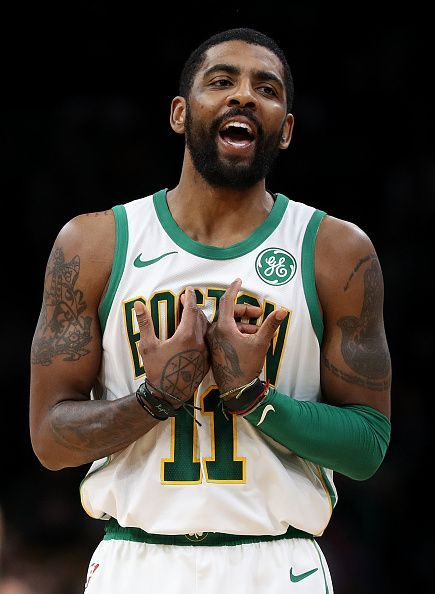 The Celtics really need Irving at his best