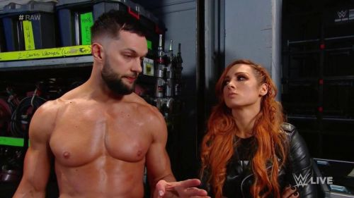 Who will run riot with Balor?