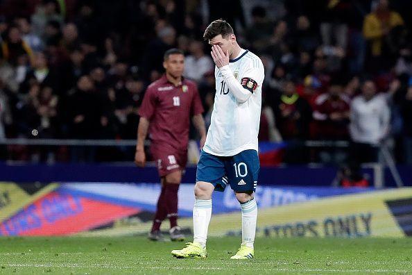 Argentina v Venezuela - International Friendly
