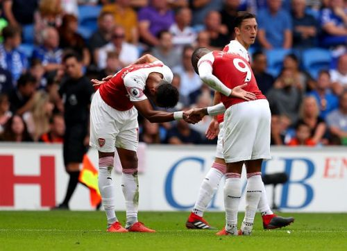 The duo's performance is pivotal if the Gunners are to prevail