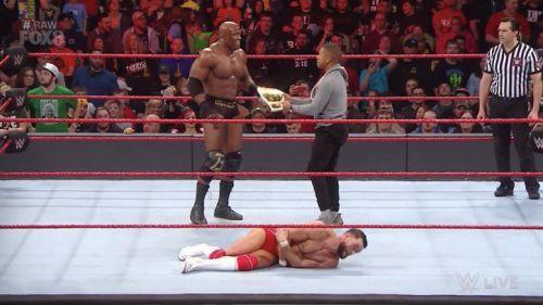 Last night's Raw saw some interesting statistics produced