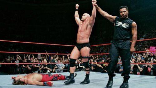 WrestleMania 14 saw Stone Cold Steve Austin finally capture a world championship.