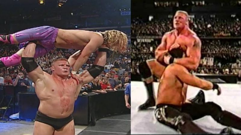 These Superstars all hold a win over Brock Lesnar
