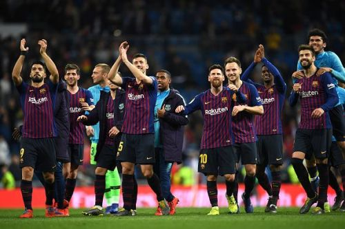 Barcelona continues their march towards yet another league title dynasty.