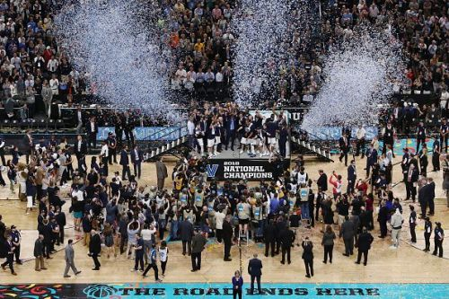 Villanova emerged victorious from last year's March Madness, although the programme is not among the most successful in the tournament's history