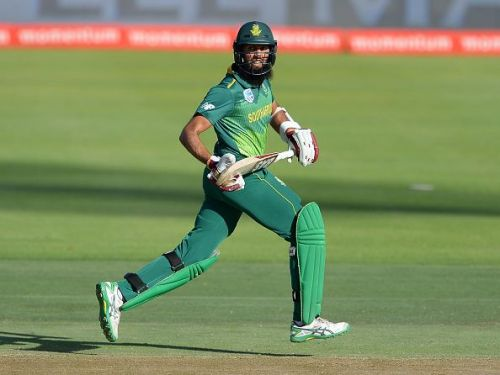 Hashim Amla is out of the team and is in danger of missing out on the World Cup